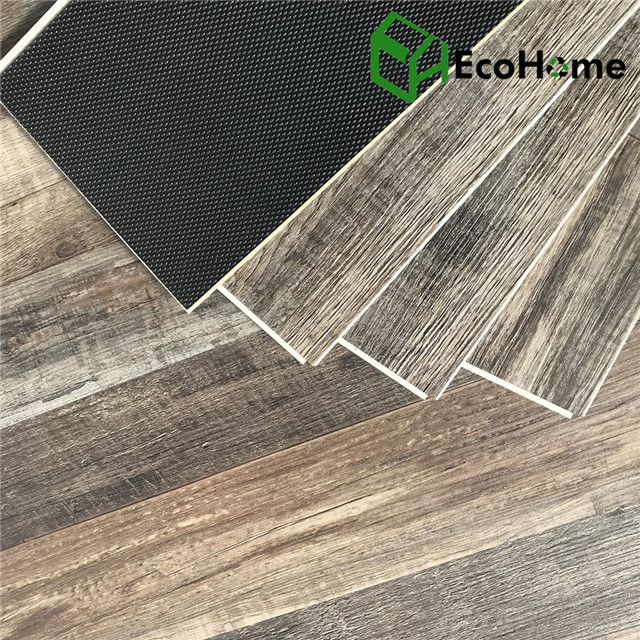 5mm SPC flooring with Parquet Look